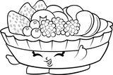 Imprimer le coloriage : Fruits, numéro 4477e840