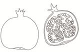 Imprimer le dessin en couleurs : Fruits, numéro 580600