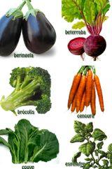 Imprimer le dessin en couleurs : Légumes, numéro 119294