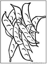 Imprimer le dessin en couleurs : Légumes, numéro 119315