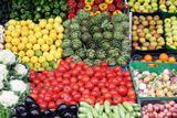 Imprimer le dessin en couleurs : Légumes, numéro 119316