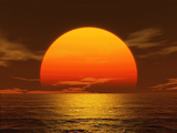 Imprimer le dessin en couleurs : Soleil, numéro 117751