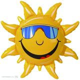 Imprimer le dessin en couleurs : Soleil, numéro 157193