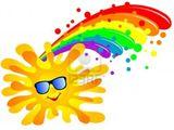 Imprimer le dessin en couleurs : Soleil, numéro 157201