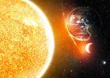 Imprimer le dessin en couleurs : Soleil, numéro 17c49986