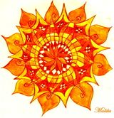 Imprimer le dessin en couleurs : Soleil, numéro 19443