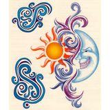 Imprimer le dessin en couleurs : Soleil, numéro 19448