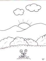 Imprimer le dessin en couleurs : Soleil, numéro 19451