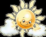 Imprimer le dessin en couleurs : Soleil, numéro 20994