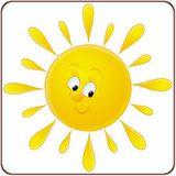 Imprimer le dessin en couleurs : Soleil, numéro 476399