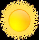 Imprimer le dessin en couleurs : Soleil, numéro e49c5f