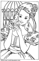 Imprimer le coloriage : Personnages célèbres, numéro 113170