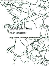 Imprimer le dessin en couleurs : Personnages célèbres, numéro 116519