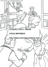 Imprimer le dessin en couleurs : Personnages célèbres, numéro 116532
