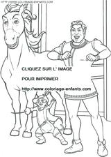 Imprimer le dessin en couleurs : Personnages célèbres, numéro 116538