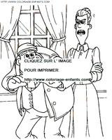 Imprimer le dessin en couleurs : Personnages célèbres, numéro 136564