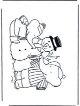 Imprimer le dessin en couleurs : Babar, numéro 117358