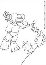 Imprimer le coloriage : Babar, numéro 161084