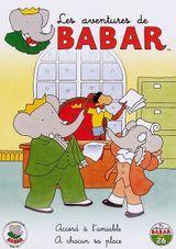 Imprimer le dessin en couleurs : Babar, numéro 20734