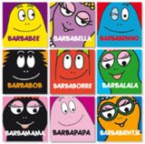 Imprimer le dessin en couleurs : Barbapapa, numéro 22418