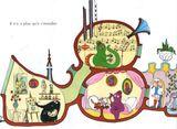 Imprimer le dessin en couleurs : Barbapapa, numéro 36391