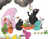 Imprimer le dessin en couleurs : Barbapapa, numéro 70922