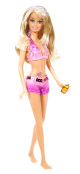 Imprimer le dessin en couleurs : Barbie, numéro 117142