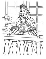 Imprimer le coloriage : Barbie, numéro 128204