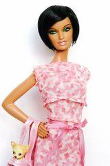 Imprimer le dessin en couleurs : Barbie, numéro 18996
