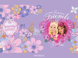 Imprimer le dessin en couleurs : Barbie, numéro 18999