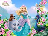 Imprimer le dessin en couleurs : Barbie, numéro 19001