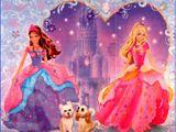 Imprimer le dessin en couleurs : Barbie, numéro 204528