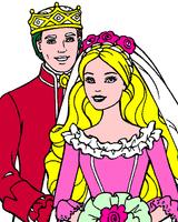 Imprimer le dessin en couleurs : Barbie, numéro 22328