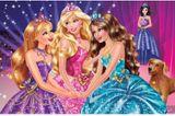 Imprimer le dessin en couleurs : Barbie, numéro 692468