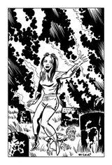 Imprimer le coloriage : Comics, numéro 566789ff