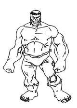 Imprimer le coloriage : Iron Man, numéro 1004