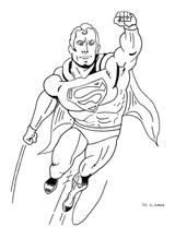 Imprimer le coloriage : Iron Man, numéro 1023