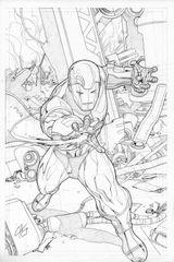 Imprimer le coloriage : Iron Man, numéro 113385