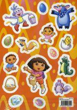 Imprimer le dessin en couleurs : Dora, numéro 117769
