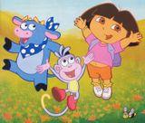 Imprimer le dessin en couleurs : Dora, numéro 117771