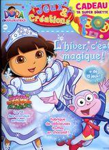 Imprimer le dessin en couleurs : Dora, numéro 117791
