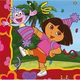 Imprimer le dessin en couleurs : Dora, numéro 117794