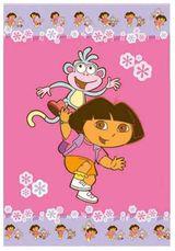 Imprimer le dessin en couleurs : Dora, numéro 117795