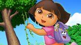 Imprimer le dessin en couleurs : Dora, numéro 1180c817