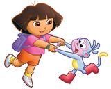 Imprimer le dessin en couleurs : Dora, numéro 169511