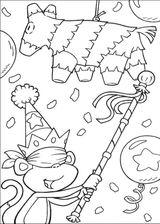 Imprimer le coloriage : Dora, numéro 17065