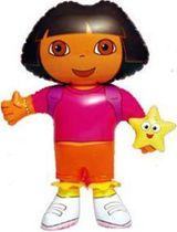 Imprimer le dessin en couleurs : Dora, numéro 180056