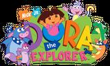 Imprimer le dessin en couleurs : Dora, numéro 19476