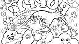 Imprimer le coloriage : DreamWorks, numéro 2df18807