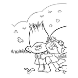 Imprimer le coloriage : DreamWorks, numéro 3322b219